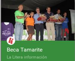 Beca Tamarite foto para enlace