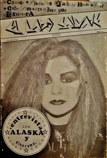 El Lado Salvaje, fanzine editat a Binèfar, 1984