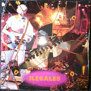 Portada del disc gravat en directe a Mollerussa (1986)