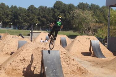 Vencillon Bike Park artículo