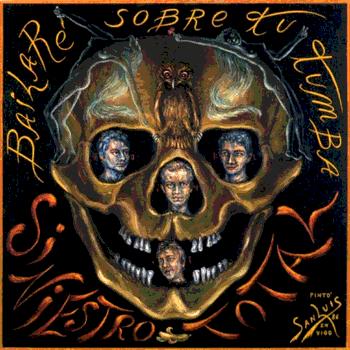 Portada del disc 'Bailaré sobre tu tumba' (1985)