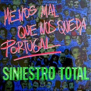 Portada del disc 'Menos mal que nos queda Portugal' (1984)