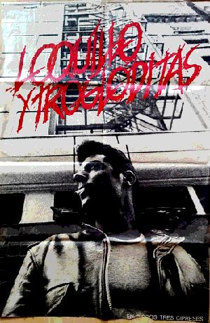 Cartell de gira Loquillo y Trogloditas (1984)