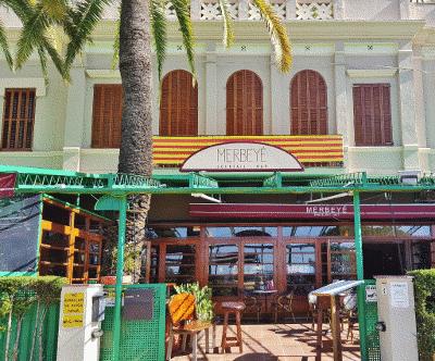 El bar Merbeyé la tardor del 2017