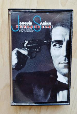 Casset de 'Ruleta Rusa' (1983)