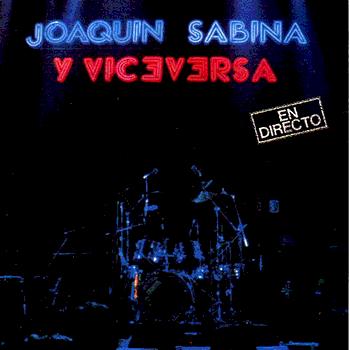 Portada de 'Joaquín Sabina y Viceversa' (1986)