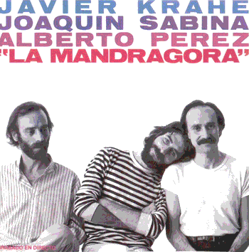 Portada de 'La Mandrágora' (1981)