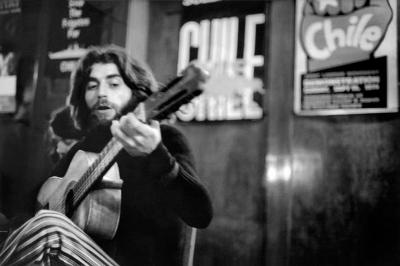 sabina a l university college de londres cap al 1973 foto fulvio r