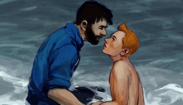 shippeo Haddock Tintin