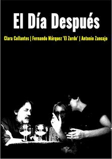 Cartell d'El Día Después (2015)