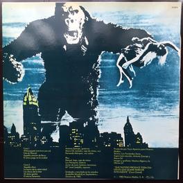Contraportada del LP 'El eterno femenino' (1982)