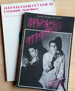 Llibres de Fernando Márquez