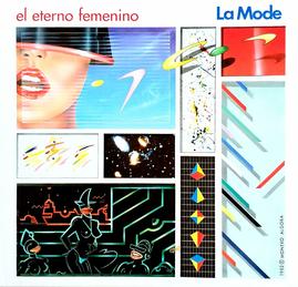 Portada del LP 'El eterno femenino' (1982)