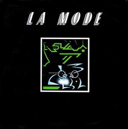 Portada del Maxi 'La Mode' (1982)