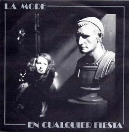 Portada del single 'En cualquier fiesta' (1984)